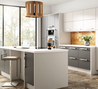 kitchen makeovers by Synergy. Replacement kitchen doors, new kitchen worktops