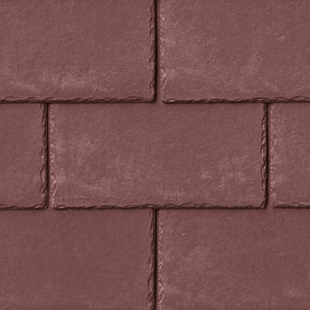 Brick Red Guardian slate for tiled conservatory roofs, perfect for solid conservatory roofs to mimic slate