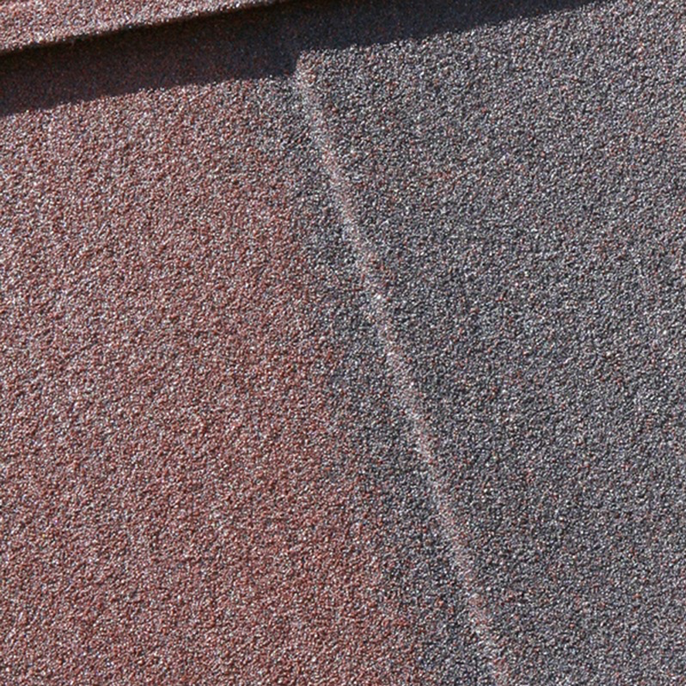 Burnt Umber Metrotiles for a Guardian tiled solid conservatory roof