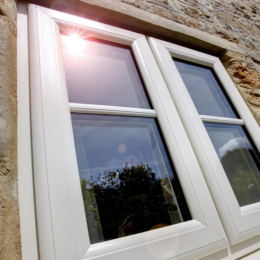 New uPVC Double Glazed Casement Window