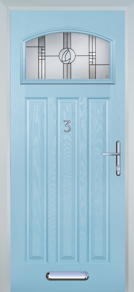Cottage Composite Front & Back Doors