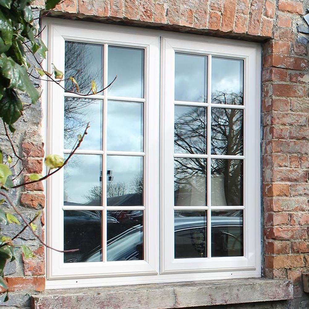 Tilt and turn new double glazed windows